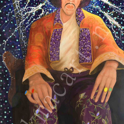 Hendrix (40x30) inches