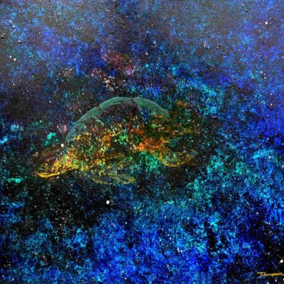 Turtle (36x48) inches