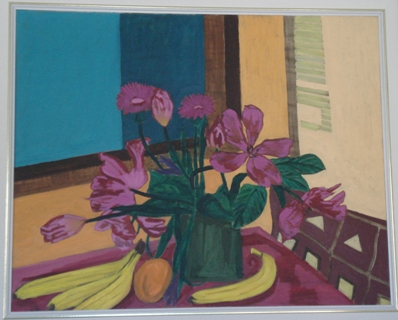 Floral Study (24x30)