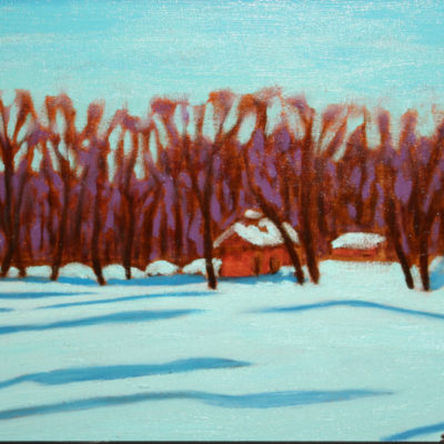 Sugar Shack Rama (9x12)