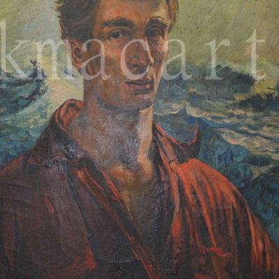 Self-Portrait (29x20)