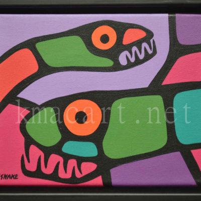 Snake Clan (8x10)