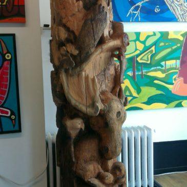 Totem Pole Finished!