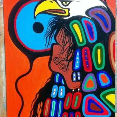 Young Girl (24x36) inches