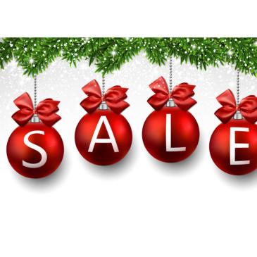 Pre Christmas Sale